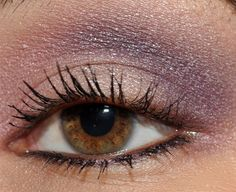 Pink and Purple Eye