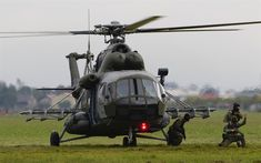 Download wallpapers Mil Mi-17, military transport helicopter, Russian helicopters, Russian Air Force