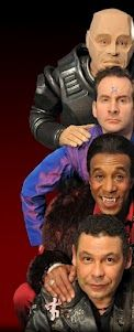 Red Dwarf. Every nerd's adventure starts with this show.