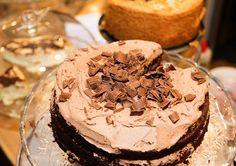 chocoladetaart coffeelicious