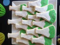 Sugar Cookies for Science Party