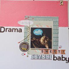 Drama baby...