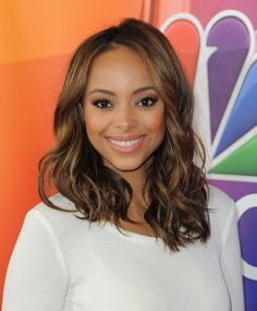 Actress Amber Stevens West arrives at the 2016 Winter TCA Tour - NBCUniversal Press Tour at Langham Hotel on January 13, 2016 in Pasadena, California.