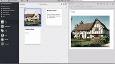 Evernote Notebooks in FrogLearn Sites. The website used in this video is Postach.io