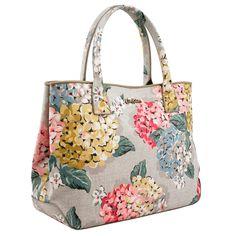 Hydrangea Handbag Tote | Hydrangea | CathKidston