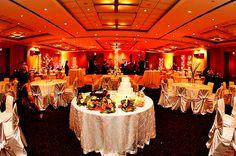 lighting example for hotel derek ballroom