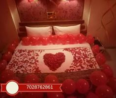 Romantic Room Decoration, Diy Room Decor, Bedroom Decor, Interior Styling, Interior Decorating, Birthday Room Decorations, Cozy Den, House Paint Interior, Husband Birthday