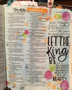 This super busy spring had me so behind on my #illustratedfaith Beautiful devotional.  Trying to finish up since I bought the newest kit and its on the way!  But of course God's timing is impeccable and I love that I'm still working through this devotional because the sermon at my church totally relates to these topics.  #biblejournaling #biblejournalingcommunity http://ift.tt/1KAavV3