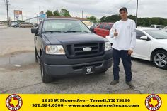 https://flic.kr/p/H8wcFM   Congratulations Cody on your #Ford #F-150 from Christian Anguiano at Auto Center of Texas!   deliverymaxx.com/DealerReviews.aspx?DealerCode=QZQH