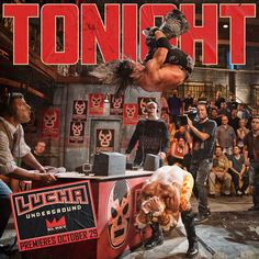Johnny Mundo vs Prince Puma Lucha Underground, Mma, Old School, Roots, Prince, Wrestling, Faith, Traditional, Lucha Libre