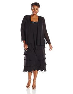 S.L. Fashions Women's Plus-Size Illusion Trimmed Jacket Over Jeweled Dress on sale #Mother-Of-The-Bride-Dresses http://www.weddingdealusa.com/s-l-fashions-womens-plus-size-illusion-trimmed-jacket-over-jeweled-dress-on-sale/9905/?utm_source=PN&utm_medium=jillweddings+-+mother+of+the+bride&utm_campaign=Wedding+Deal+USA