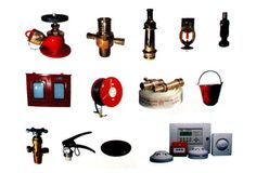 Stay Safe with Fire Fighting Equipments