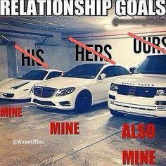 Relationship goals. #CarHumor