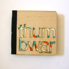 Thumb War - Book By Its Cover
