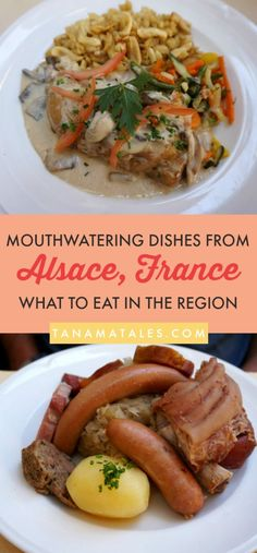 Things to do and eat in – Travel tips and ideas for and – Alsatian cuisine is a family-style cuisine impregnated with Germanic culinary traditions. This guide will guide you a short context of the Alsace-Lorraine area Colmar France, Strasbourg, Best Dishes, Food Dishes, Lorraine France, Roadtrip, France Travel, International Recipes, Foodie Travel