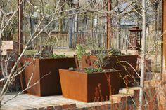 Home - naturmetall Plants, Home, Corten Steel, Metal, Ad Home, Plant, Homes, Haus, Planets
