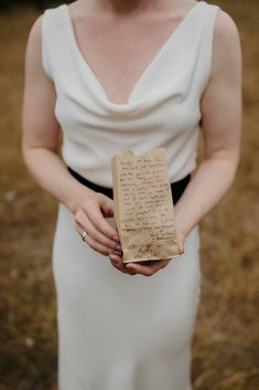 The groom wrote a love letter to his soon to be wife and gave it to her at their first look.a paper bag filled with freshly popped popcorn for a pre ceremony snack Christmas Tree Farm, Family Christmas, Writing A Love Letter, Country Bands, Quail, Bride Gifts, Farm Wedding, Ranch, Childhood
