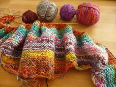 Lowland Originals Blog with knitting patterns.