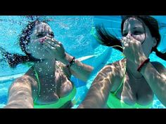 Maya Swimming Underwater on Holiday Seychelles Indian Ocean Gopro Underwater, Underwater Swimming, Underwater Photos, Seychelles Holidays, Air Serbia, Friend Poses Photography, East Africa, Best Friends, Ocean