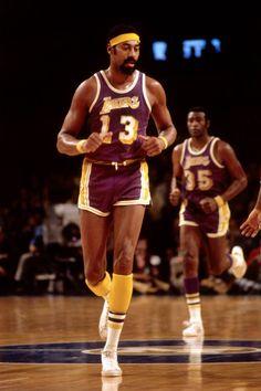 Wilt Chamberlain - LA Lakers