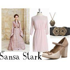 How to dress like... Sansa Stark