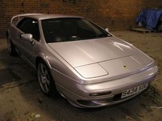 Lotus esprit V8 twin turbo