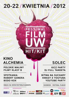 Festiwal Film UW 2012