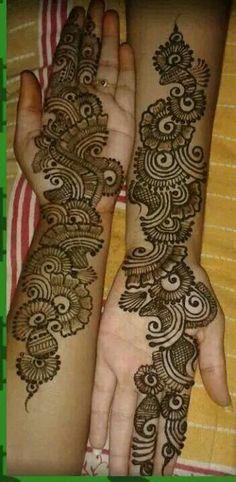 😙😍😍😍 Mehndi Designs Book, Indian Mehndi Designs, Full Hand Mehndi Designs, Stylish Mehndi Designs, Mehndi Designs For Beginners, Mehndi Design Pictures, Mehndi Designs For Girls, Wedding Mehndi Designs, Mehndi Designs For Fingers