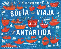 Buy Sophie Scott Goes South by Alison Lester at Mighty Ape NZ. I'm going to Antarctica and I can't wait! Sophie Scott is only nine years old, but she's going to Antarctica on an icebreaker with her dad, the ship'.