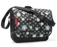 Torba rowerowa New Looxs Cameo Messenger Circle - RoweryStylowe. Messenger Bag, Diaper Bag, Satchel, Laptop, Bags, Satchel Purse, Handbags, Diaper Bags, Satchel Bag