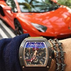 """Cool Cars accessories 2017: Time Millionaire on Instagram: """"Great combo for the weekend ✖️ Lamborghini & Richard Mille #watch #watchporn #wristgame #lamborghini #aventador #money #richardmille…""""  montre Check more at http://autoboard.pro/2017/2017/04/17/cars-accessories-2017-time-millionaire-on-instagram-great-combo-for-the-weekend-%e2%9c%96%ef%b8%8f-lamborghini-richard-mille-watch-watchporn-wristgame-lamborghini-aventador-money-r-2/"""