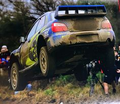 Subaru Impresa Wrc  Solberg - Mills Rally Argentina 2005