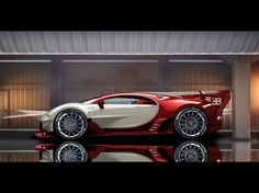 Bugatti Vision GT - Don't mess with auto brokers or sloppy open transporters. Start a life long relationship with your own private exotic enclosed transporter. http://LGMSports.com or Call 1-714-620-5472 today