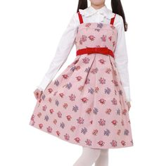 Worldwide shipping available ♪ ローズジャガードジャンパースカート  Emily Temple cute https://www.wunderwelt.jp/en/products/w-02191  IOS application ☆ Alice Holic ☆ release Japanese: https://aliceholic.com/ English: http://en.aliceholic.com/
