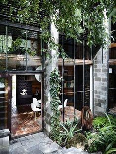 Interieurtrend: Industrial Garden - Residence