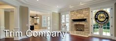 Trim Carpentry Built-Ins, Crown Molding, Chair Rails, Wainscoting and Trim Carpentry in the Chicago Area Move Out Cleaning, Finish Carpentry, Chicago Area, Big Money, Crown Molding, Custom Cabinetry, Moving Out, Wainscoting, Money Saving Tips