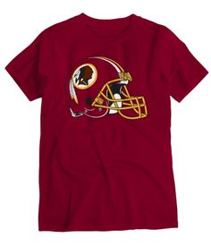 Kids' Washington Redskins® Helmet Graphic T
