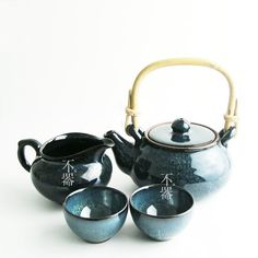 Beautiful Japanese  tea set