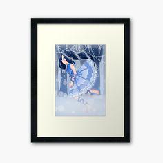 'Dawn' Framed Print by konapple