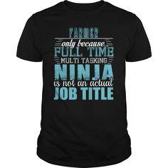 FARMER Ninja T-shirt - FARMER (Farmer Tshirts)