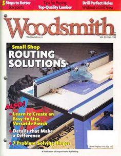 Woodsmith Mag