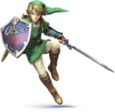 Gallery:Link - Zelda Wiki