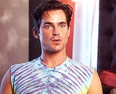 Magic Mike interview with Matthew Bomer
