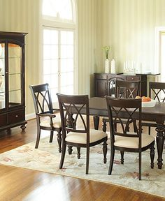 Bradford Dining Room Furniture Collection - Dining Room Furniture - furniture - Macy's
