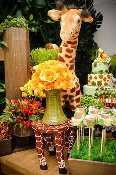 Roberta Giovaneli: Festa tema : Safari