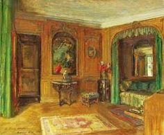 Walter Gay (American painter, 1856-1937) Edith Wharton's Bedroom
