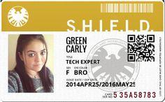 I have become S.H.I.E.L.D.'s newest Agent! http://www.agentsofshield.com/  #AgentsOfSHIELD