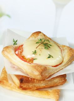 Mini Mini Mini: the best tartines and cheese bites