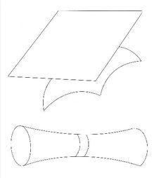The Outline Of Graduation Cake Pattern For A Cap And Scroll Ready You To Resize Print Use As Decorating