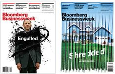 Bloomberg Business covers - Richard Turley